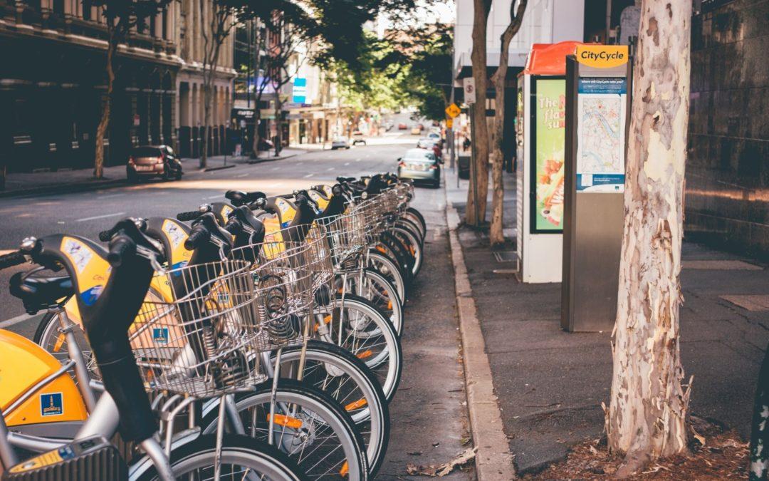 Rowery elektryczne – nowoczesne rozwiązanie